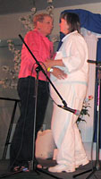 Dr. Meg and Dawn Fazende